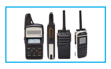 Licenced Two Way Radios