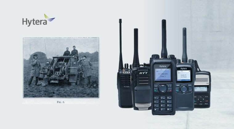 A brief history of two-way radio - Consam Communications