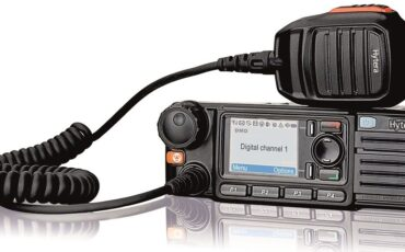 MD785i Hytera's new DMR mobile radio