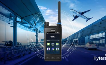 Two-way radio provides the perfect communication solution for ports and airports
